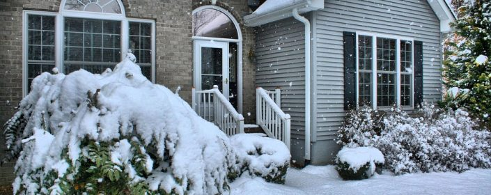 Make sure these items are on your checklist for door repairs this winter!