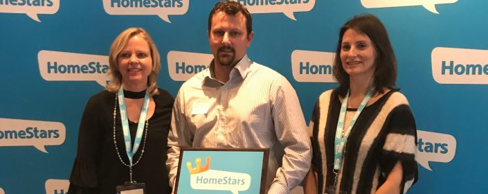 Dalmen Pro received a Best of HomeStars Award for our continued excellence as a leading windows and doors company.